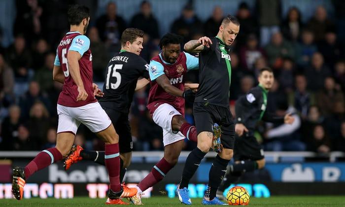 Il West Ham United pareggia con Stoke City grazie al doppio salvataggio di Adrián
