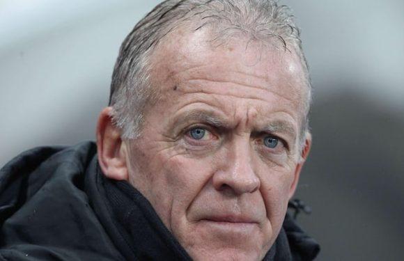 Il custode di Swansea Alan Curtis rimane positivo dopo la sconfitta del Manchester City