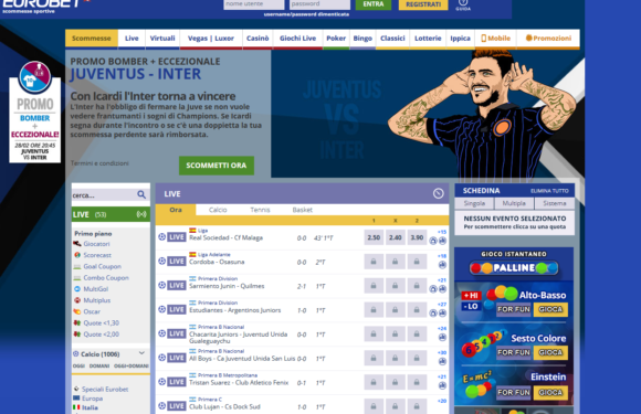 Eurobet it scommesse