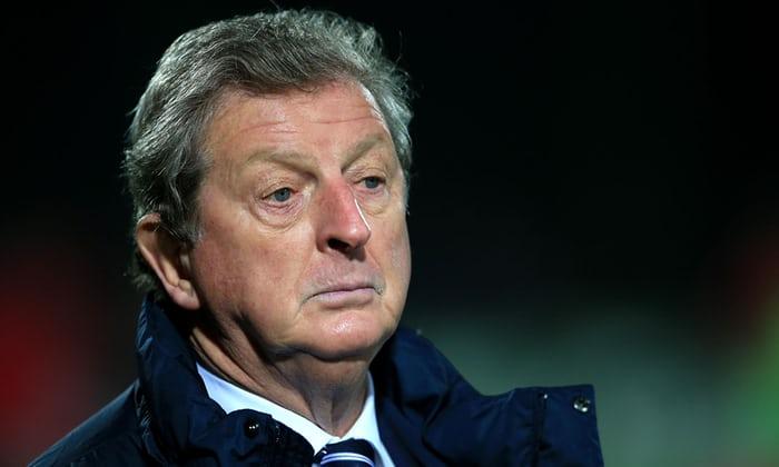 Roy Hodgson è l'uomo d'Inghilterra per la Coppa del Mondo 2018, dice FA